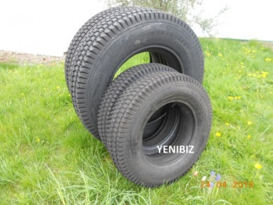 "Kit turf tyres 16-24"" - narrow front tyres"