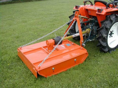 Hobby Rotary TopperMower
