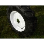 AP - without wheel hub - 6 holes - dimensions of the rim: D=90 mm - I=120 mm - d=13 mm- 7.5 -16 TT- 10 PR - Max. load 810Kg @ 2