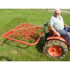 Mounted meadow harrow Hobby 160 cm