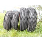 Kit Turf tyres 12 and 16""