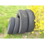 "Kit turf tyres 12 -16"" - narrow front tyres"