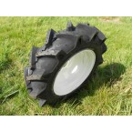 "Agri wheel 14""- white"