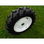 "Agri wheel 18""- white"