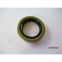 Gasket front axle